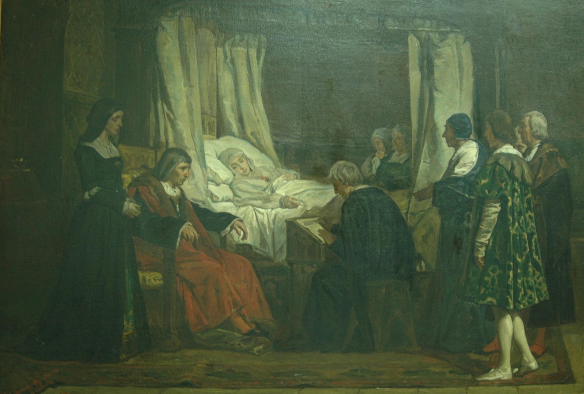 Pensionados para estudios de pintura y escultura (1865-1940)