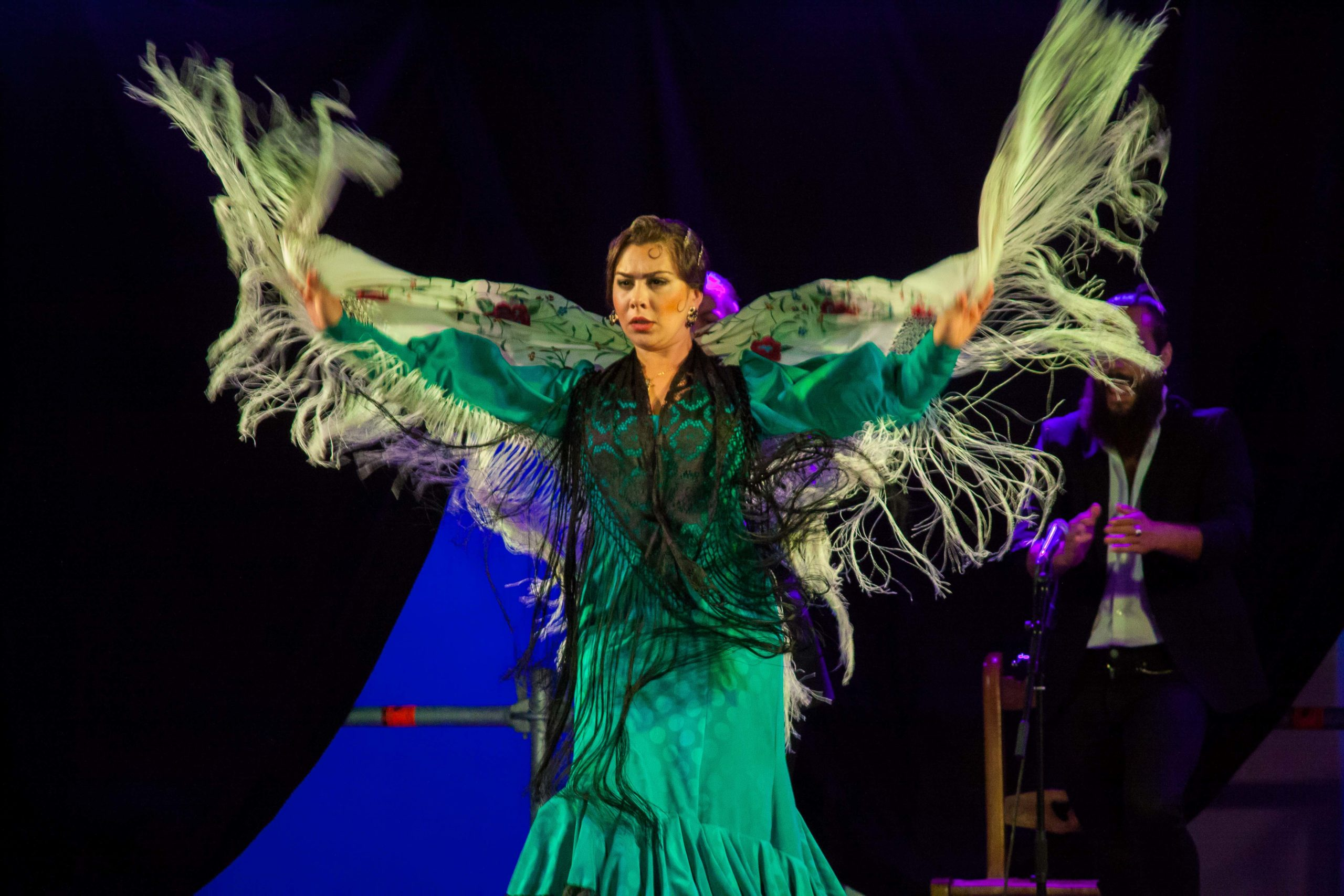 Finalistas XIX Certamen Jóvenes Flamencos