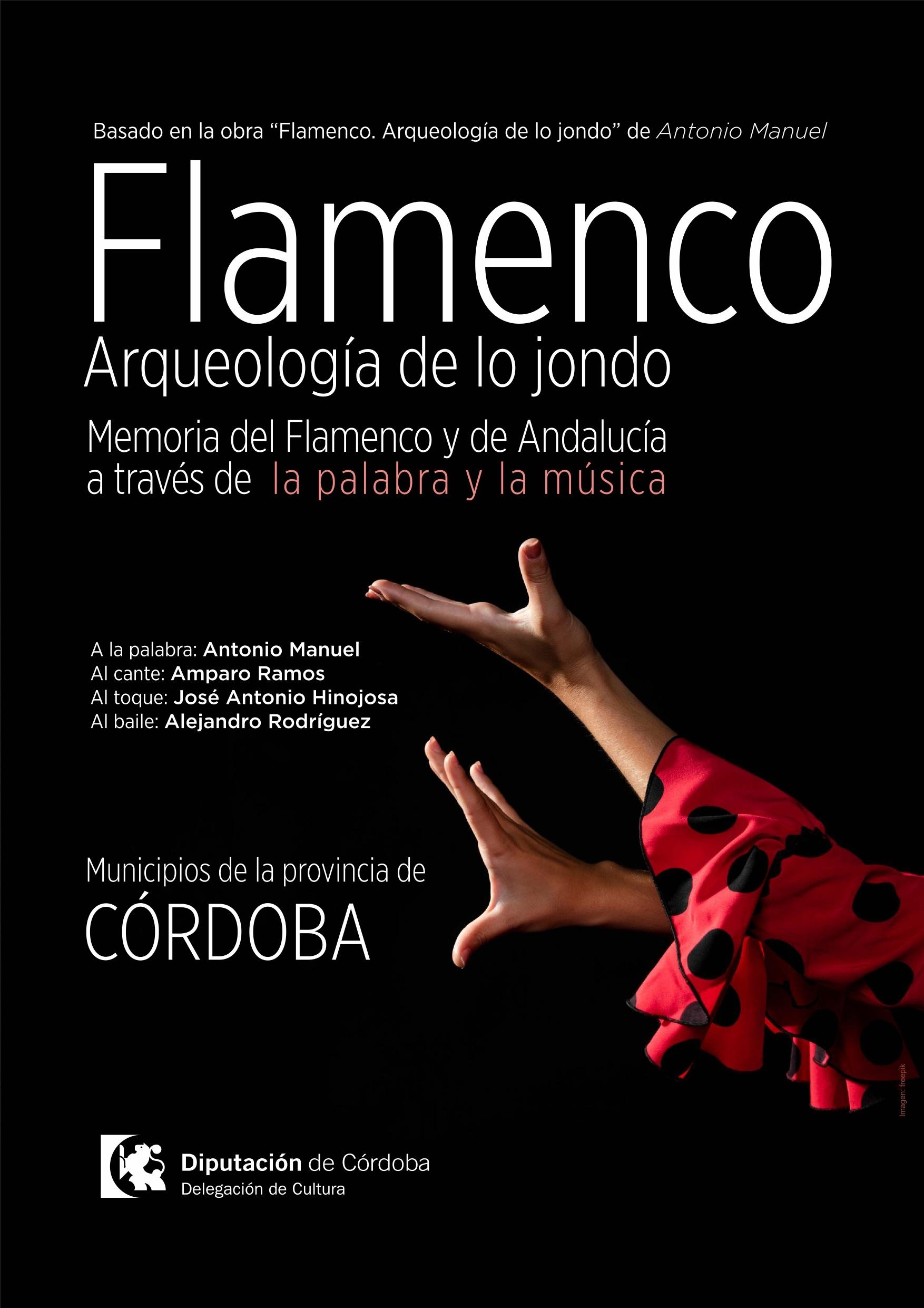 Arqueología de lo jondo llega a la provincia de Córdoba